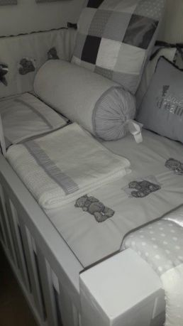 Silvershine Baby Cot Linen Set Baby Cot Linen In Johannesburg South Africa Baby Cot Childrens Bedroom Decor Baby Sets