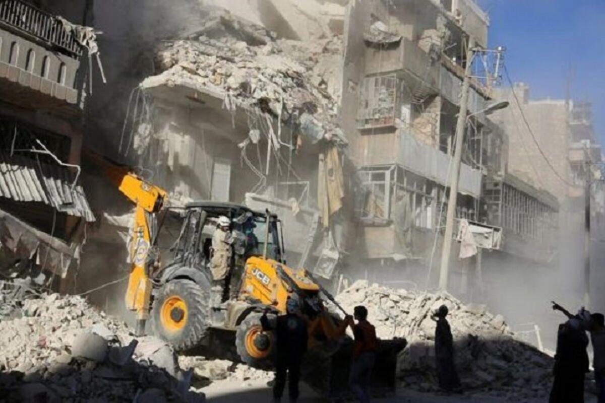 UN Chief 'appalled' By Aleppo Escalation