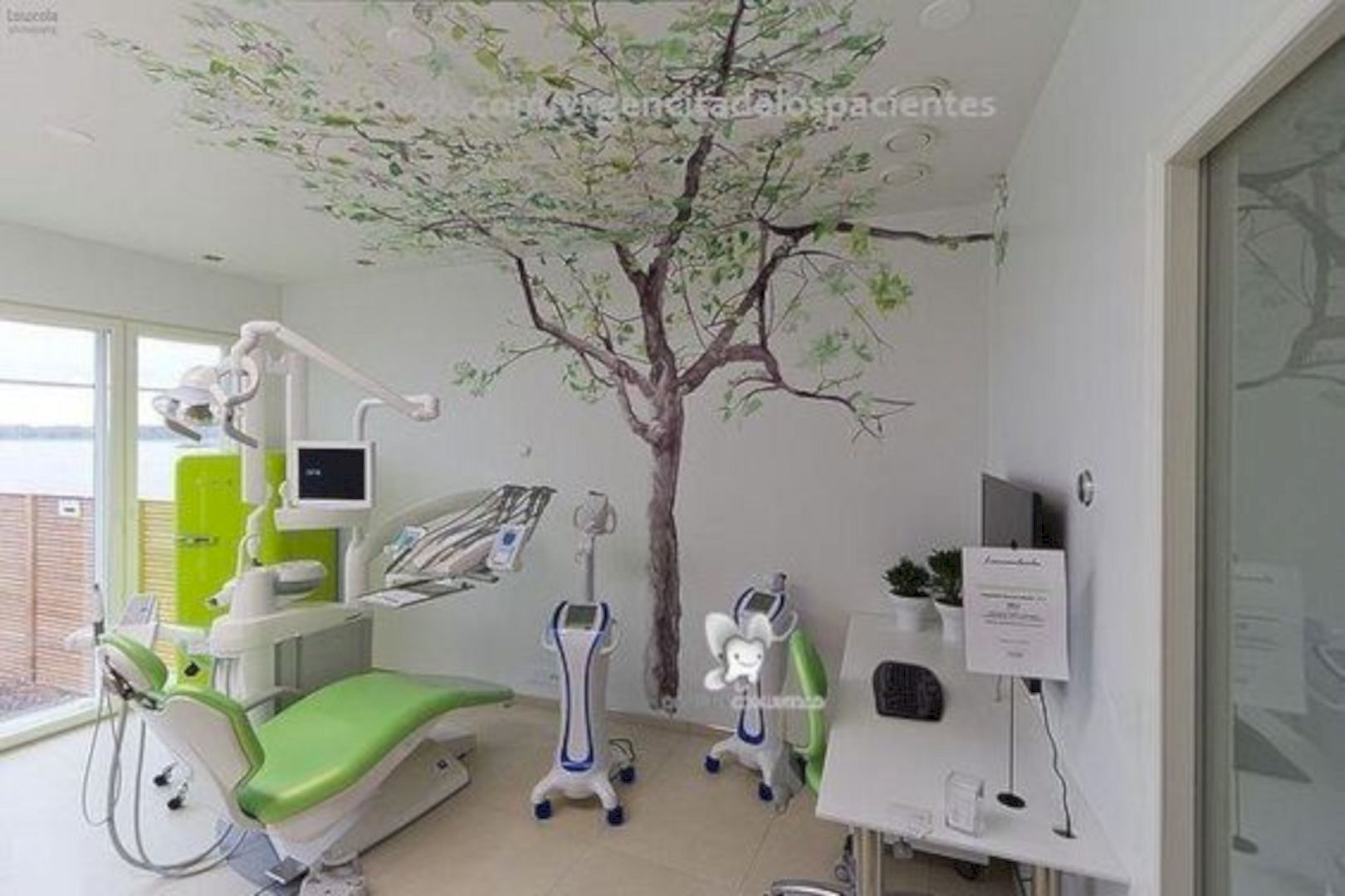 17 interior design ideas to make a dental clinic less frightening https www