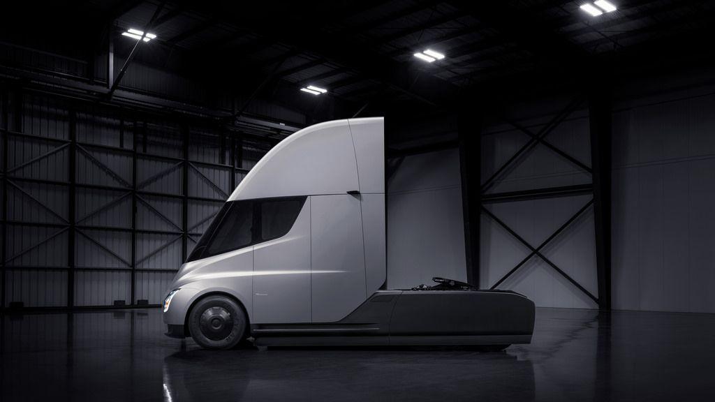 Tesla Semi Semi Trucks Tesla Tesla Shares