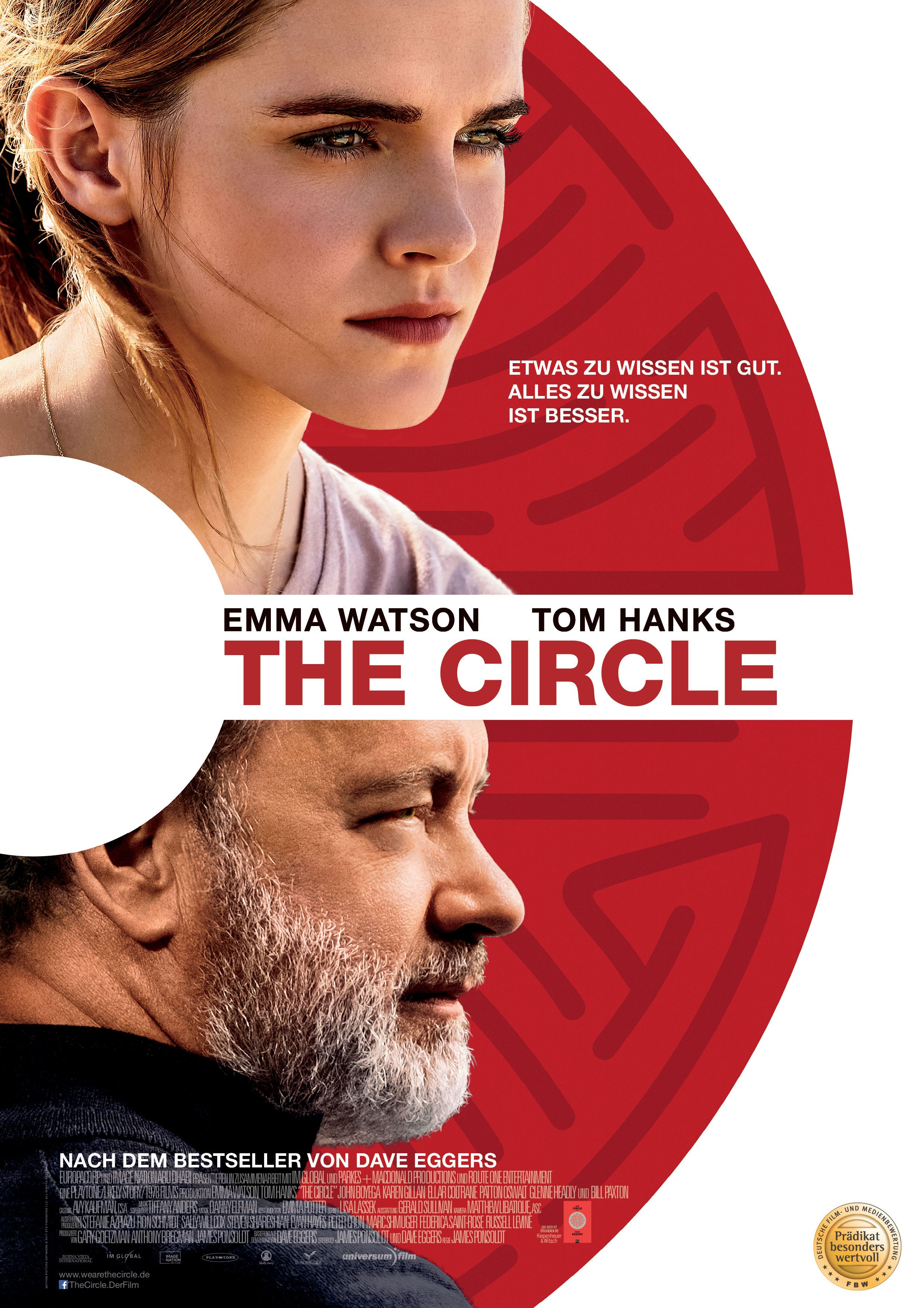 The Circle Kinostart