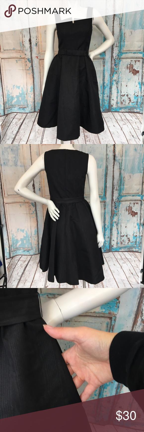 Izaac Mizrahi For Target Little Black Bow Dress Black Bow Dress Dress With Bow Isaac Mizrahi Dress [ 1740 x 580 Pixel ]