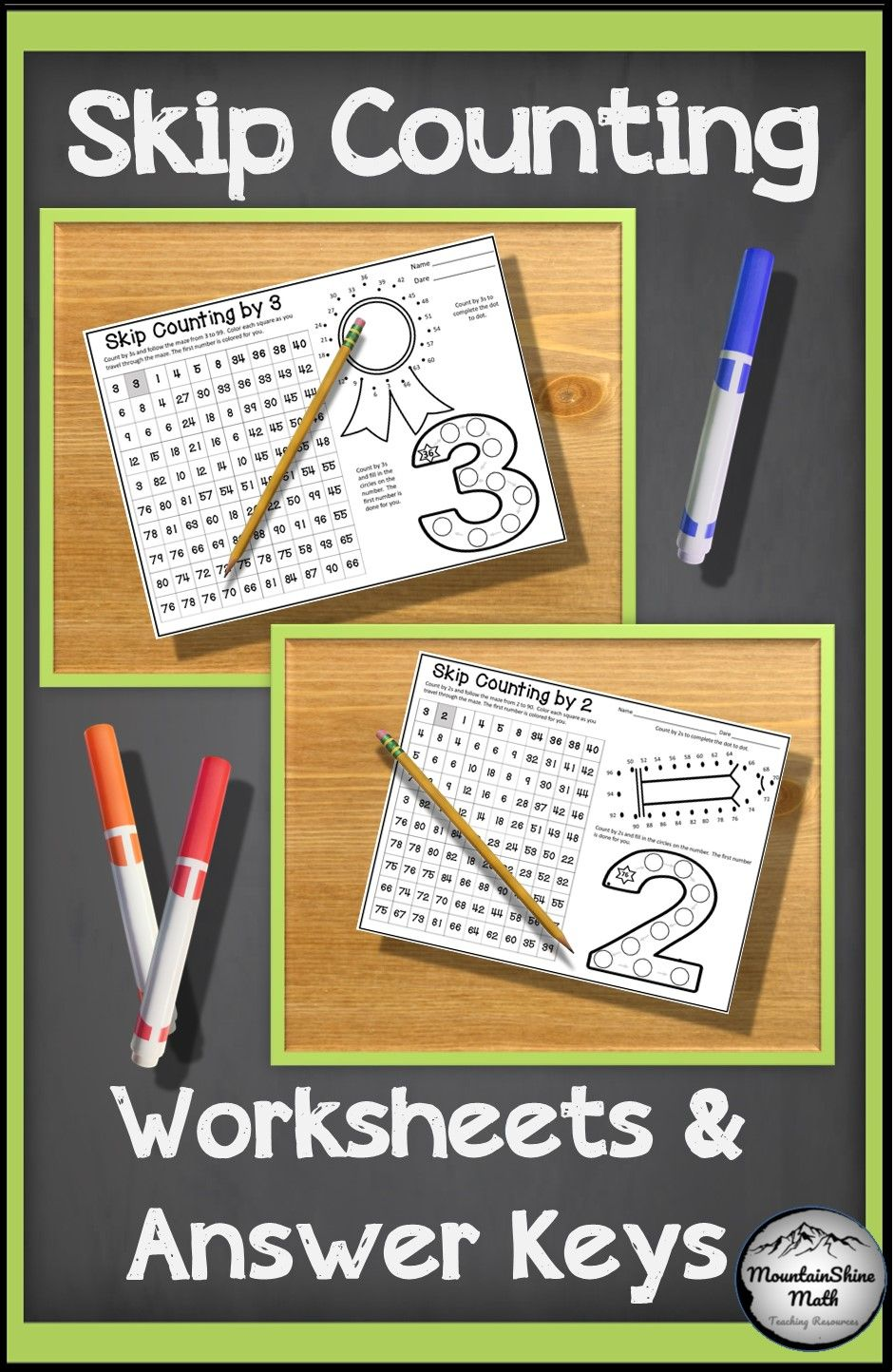 Sip Counting Worksheets Always Come In Handy To Check For Mastery These Worksheets Add A Little Fu Skip Counting Counting Worksheets Skip Counting Worksheets [ 1444 x 941 Pixel ]