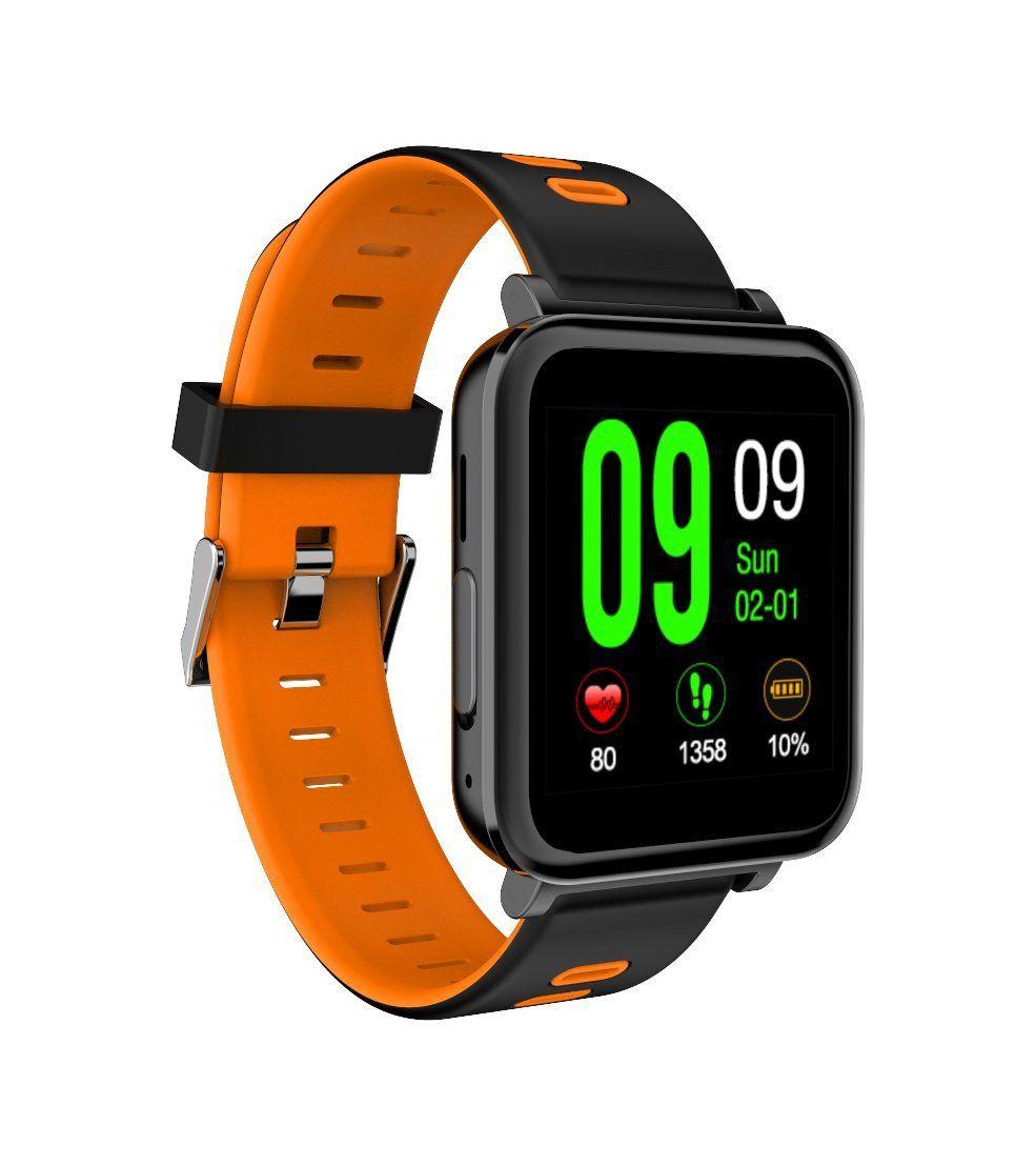 N10 Smart Watch Bluetooth Music Smartwatch Pedometer Heart