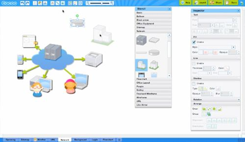 7 collaborative online diagramming tools to draw any diagram 7 collaborative online diagramming tools to draw any diagram ccuart Gallery