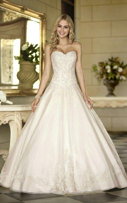 Stella york 5833 | All about wedding | Pinterest | Heiraten ...