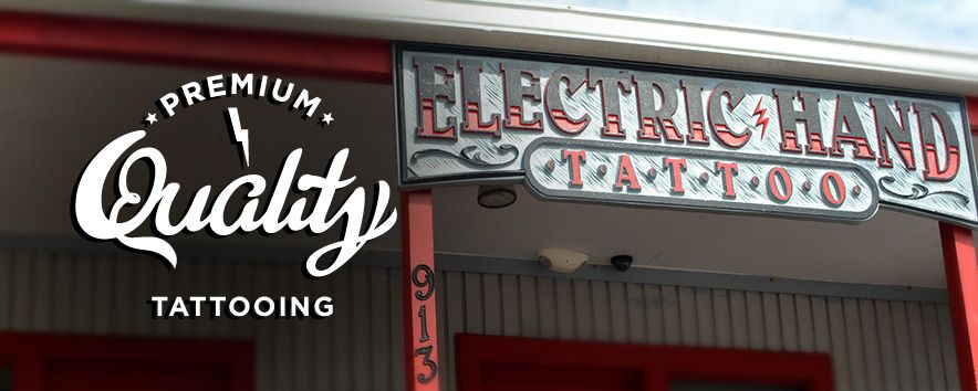 Electric Hand Tattoos Nashville, Tennessee Nashville
