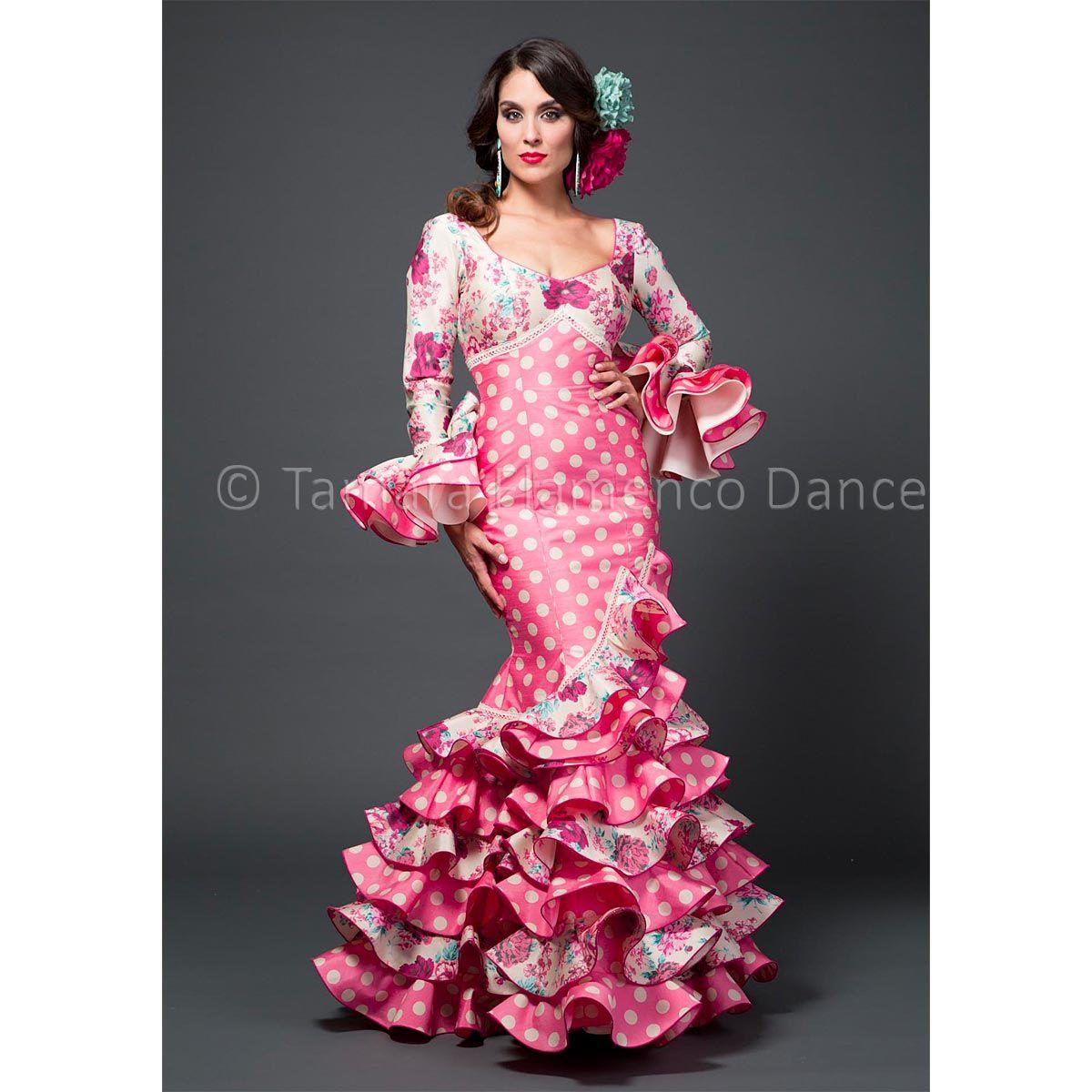 Modelo Aida de la coleccion Tamara Flamenco Dance 2015 https://www ...