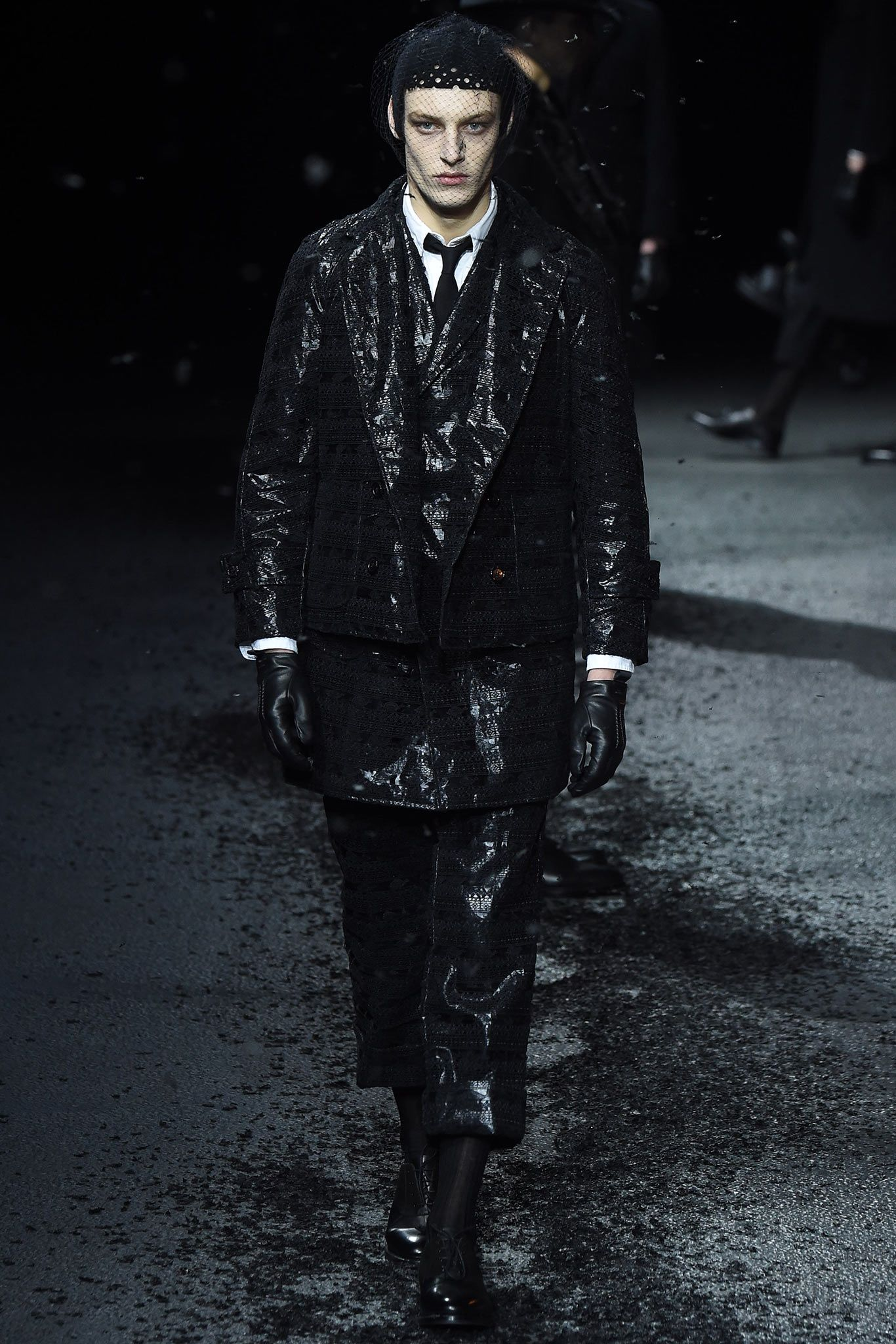 Thom Browne - Fall 2015 Menswear