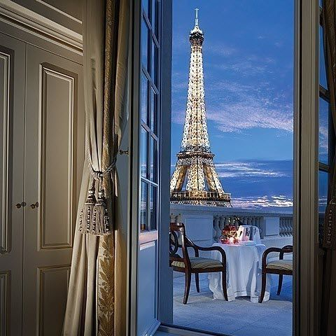 Image Result For Paris Apartment View