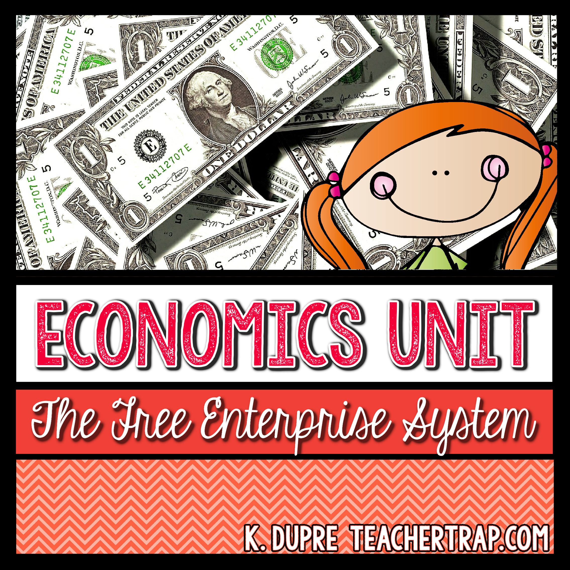 A Comprehensive Economics Unit With Engaging Activities