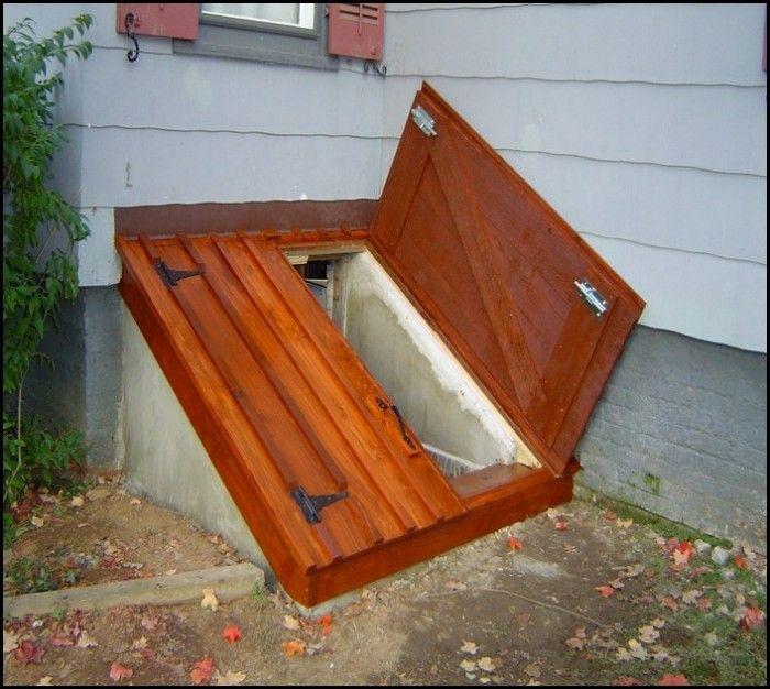 Inspiring Cellar Bilco Doors For Home Exterior Ideas: Chic ...