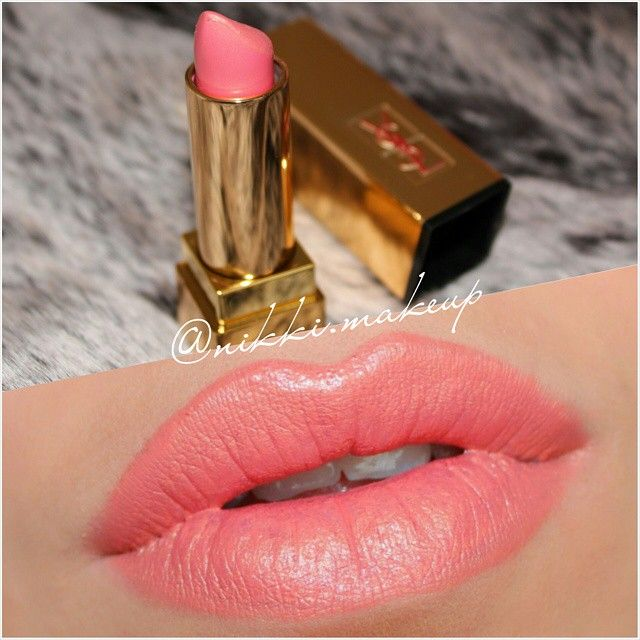 My Favourite Lipstick For Summer  Ysl Number 59   Lip