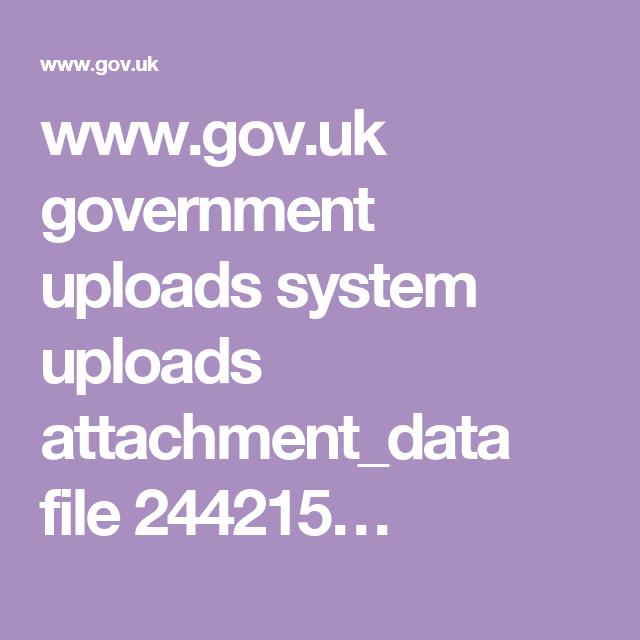 www.gov.uk government uploads system uploads attachment_data file 244215…