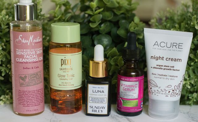 Naturalish Beauty Routine