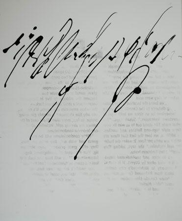 100 Day Mark-making Challenge - Nancy Crawford Yupo paper, india ink ...