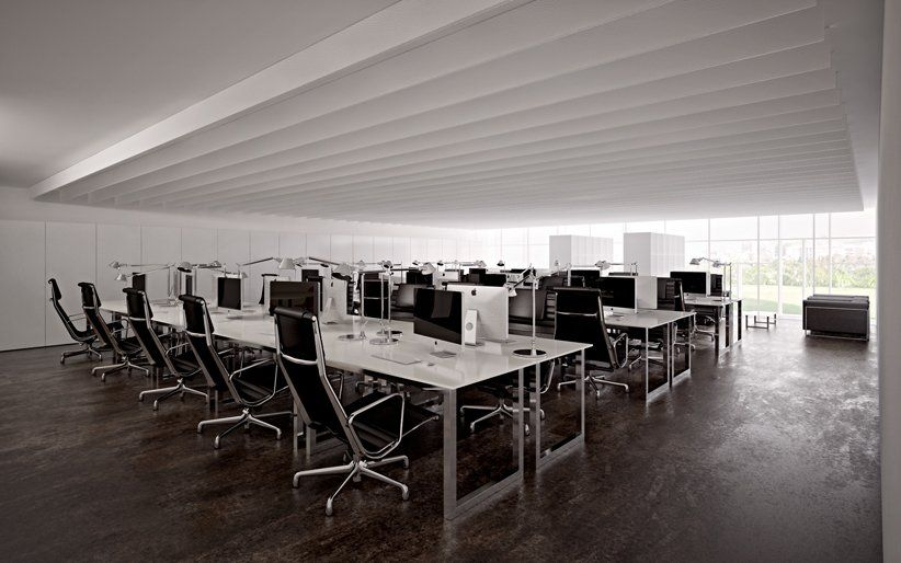 Office Workspace Beautiful Offices Of Stelmat Teleinformatica Photo 8    Home Design, Interior Decorating,