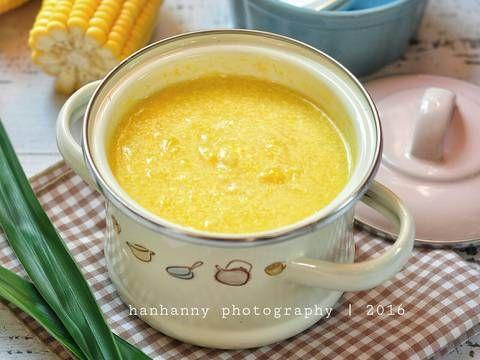 Resep Bubur Jagung Manis Oleh Hanhanny Resep Resep Makanan Dan Minuman Makanan