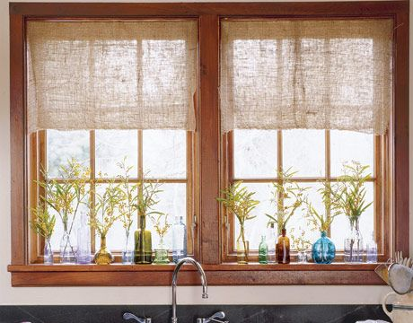 32 ways to freshen every room for spring | window, small plants