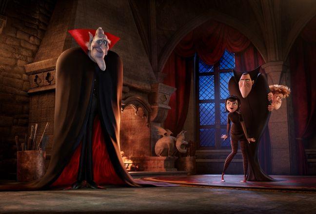 I mostri stanno per tornare! #HotelTransylvania2 è al cinema dal 15 ottobre!