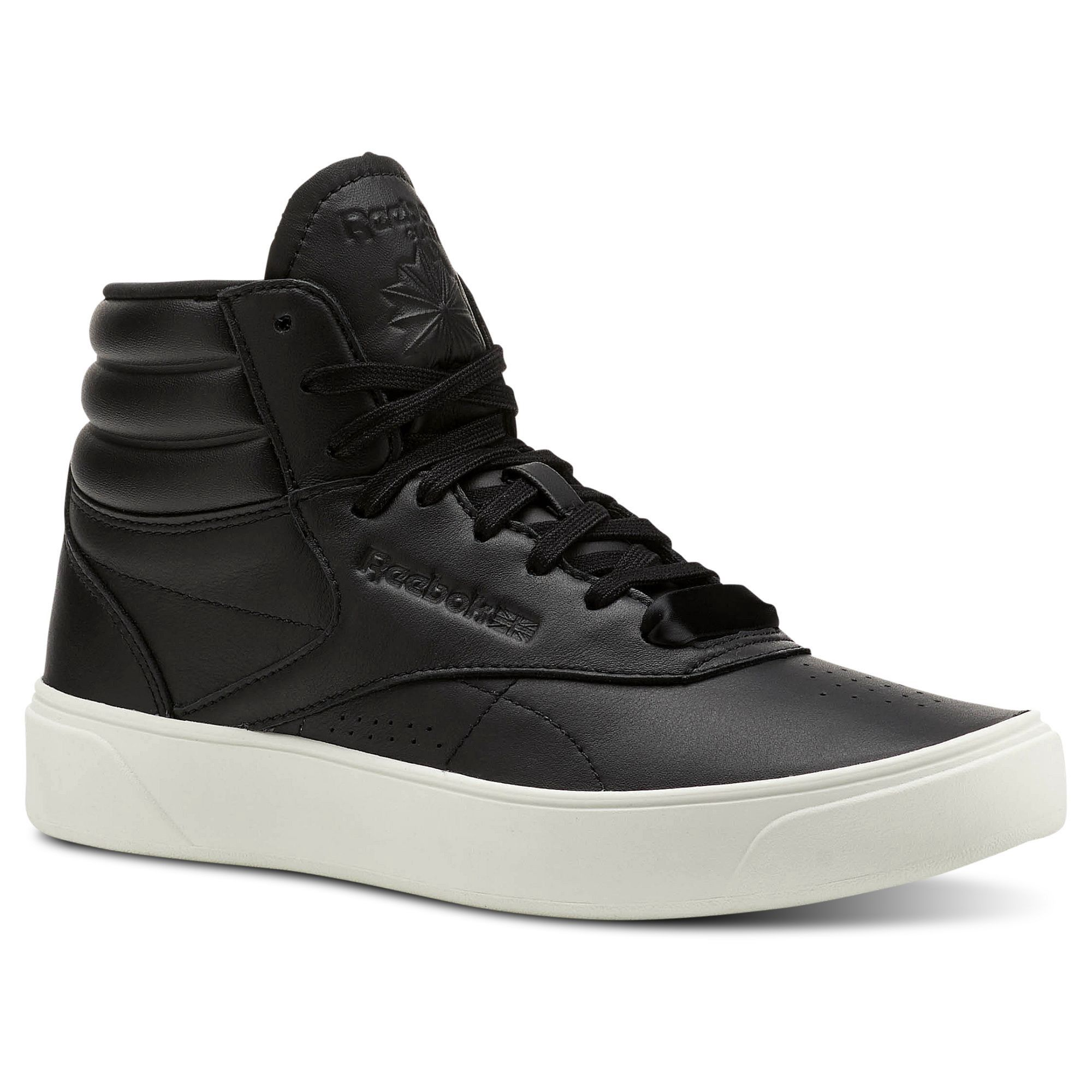 20d22620b206 Reebok Freestyle Hi Birthday - Grade School Kids Fitness Shoes in Silver  Metallic   Gold Metallic   Black