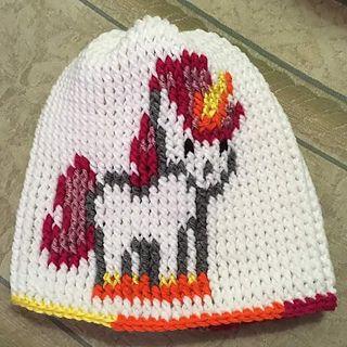 Unicorn Hat   Unicorn hat, Hat pattern, Hats