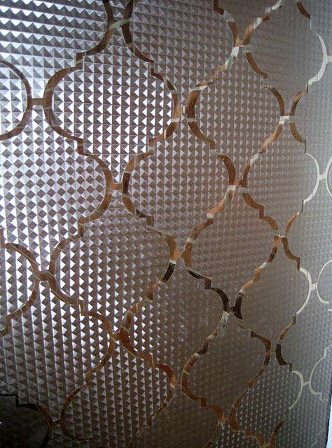 Diy Contact Paper Window Treatment Wall Amp Window Diy