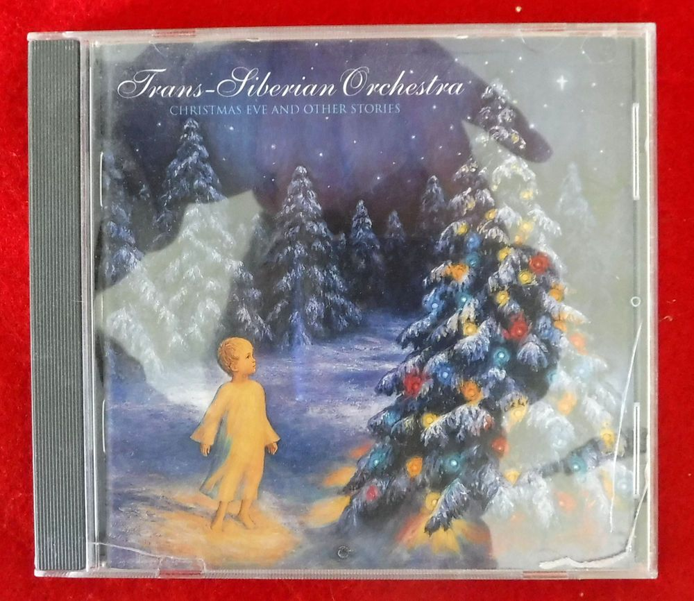 Christmas Eve and Other Stories by Trans-Siberian Orchestra (CD ...