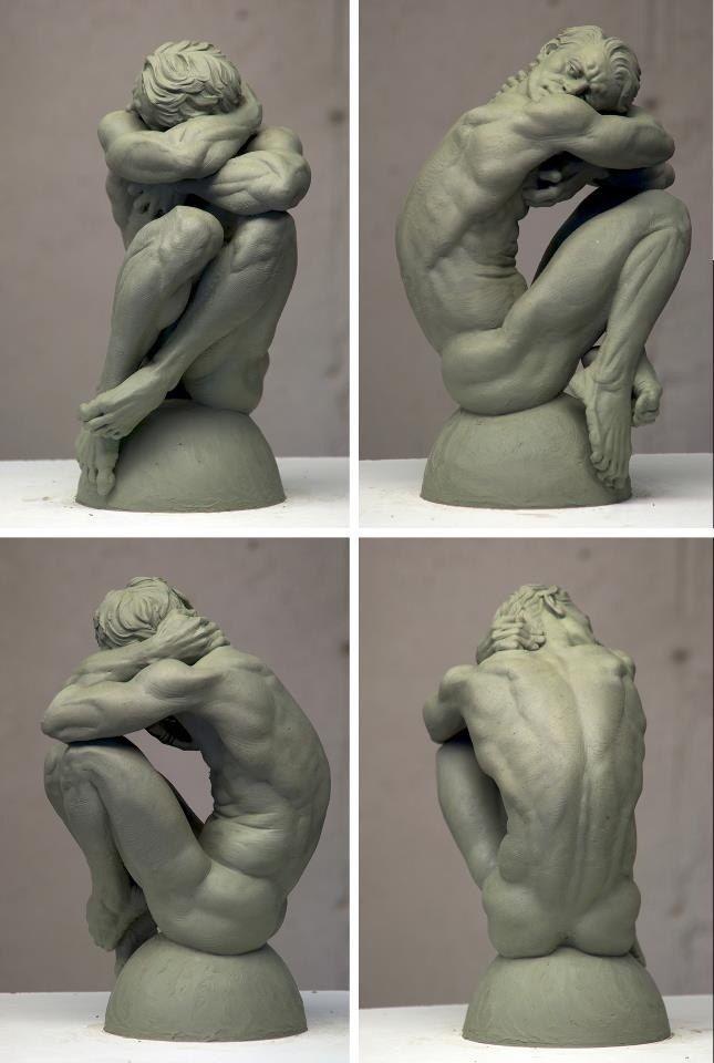 РИСУЕМ ЧЕЛОВЕКА   ПОЗЫ И АНАТОМИЯ – 3,562 photos   VK   Sculpture ...
