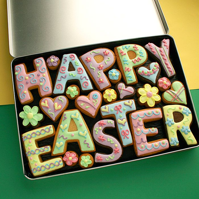 Easter cookie gifts from custom cookie co easter pinterest easter cookie gifts from custom cookie co negle Choice Image