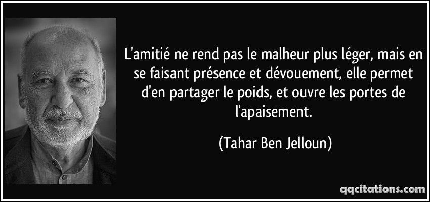 Tahar ben jelloun ben jelloun malheur et le poids for Porte de garage basculante ne s ouvre plus