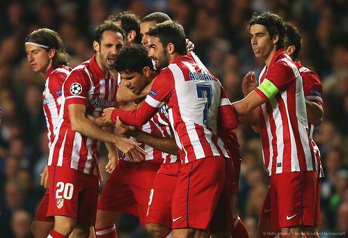 Estuvo medio rabón Diego Costa, pero fue esencial en la victoria del ...
