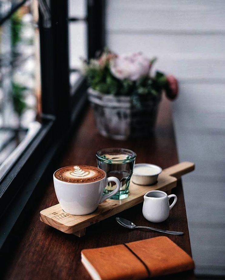 Image Via Man Make Coffee Com Imagens Ideias De Cafeteria