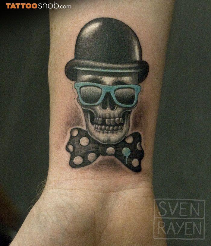 Tattoo by Sven Rayen