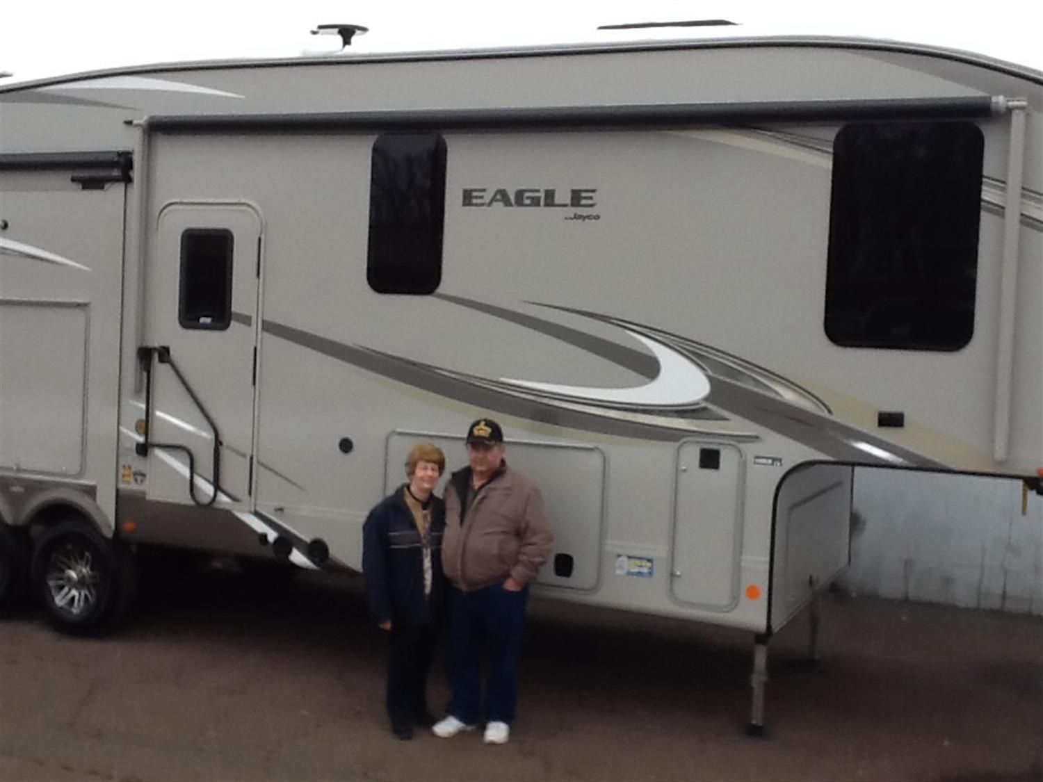 Awesome Congratulations To William On Your New 2019 Jayco Eagle Thank You Again Fretz Rv And Fretz Rv Recreational Vehicles Jayco Vehicles