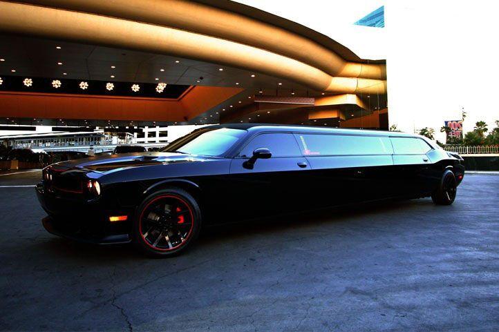 Dodge La Custom Coach Black Dodge Challenger Srt 8 Four Door