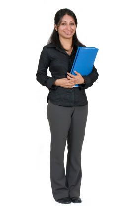 an example of business casual attire  business casual