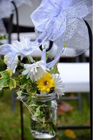 Momma Mia Moments : Wedding DIY Details Continued: Ceremony Décor #mommamia