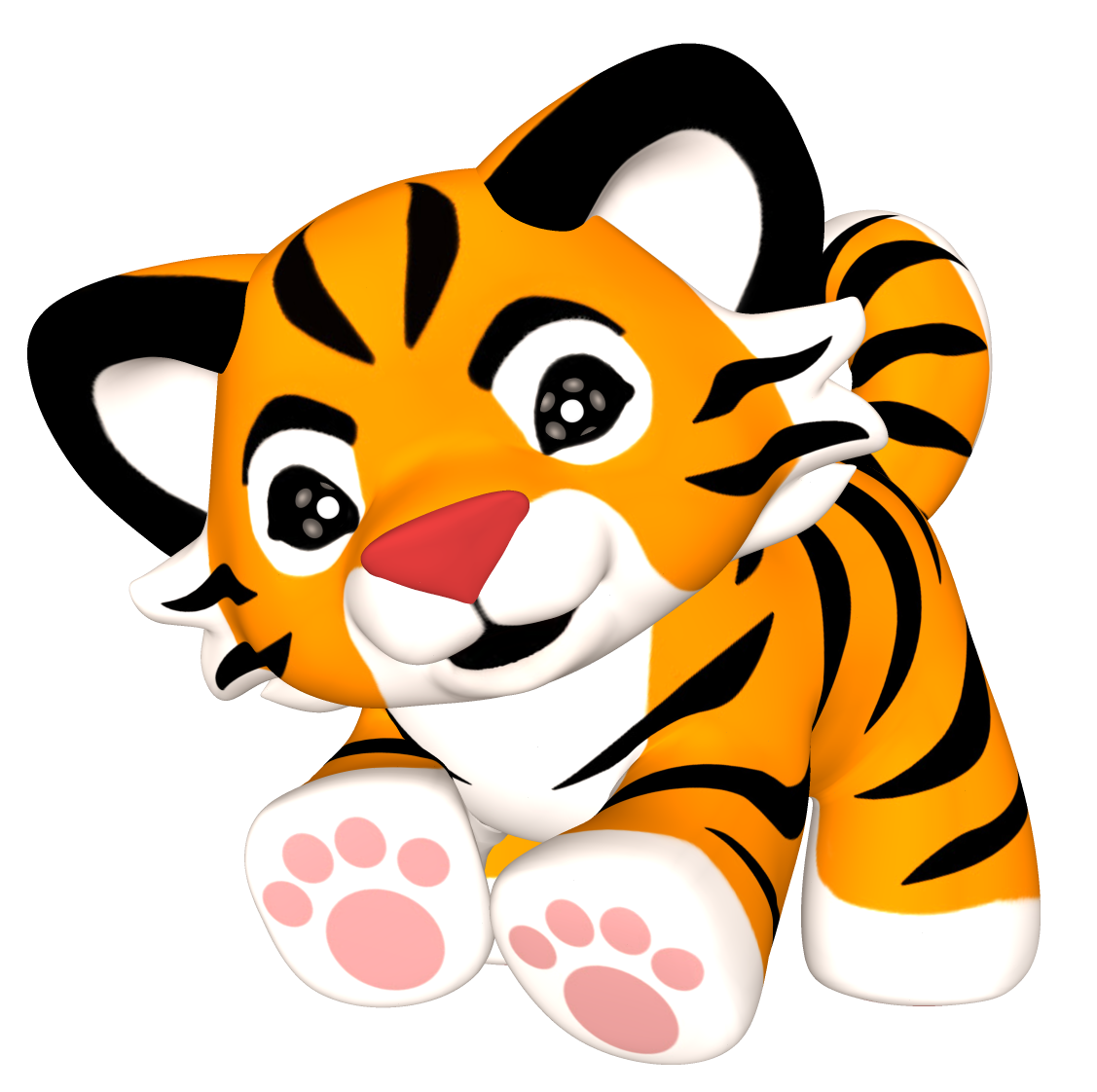 free tiger paws clip art clip art tiger paw clipart for free rh pinterest ca