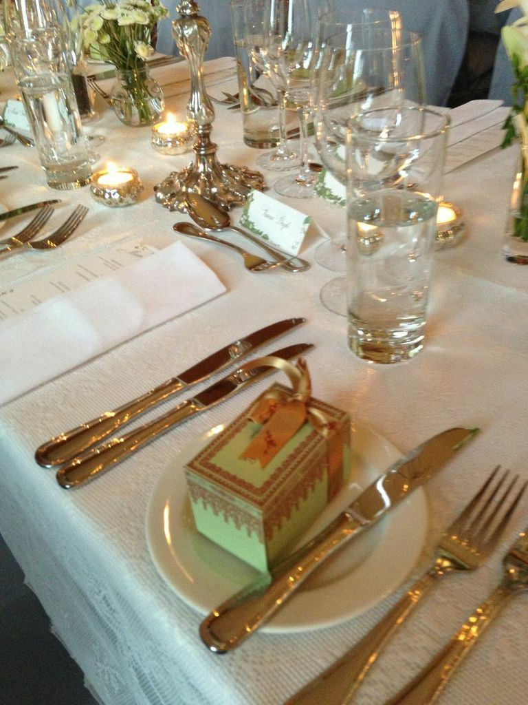 Laduree Macaroon Wedding Favours