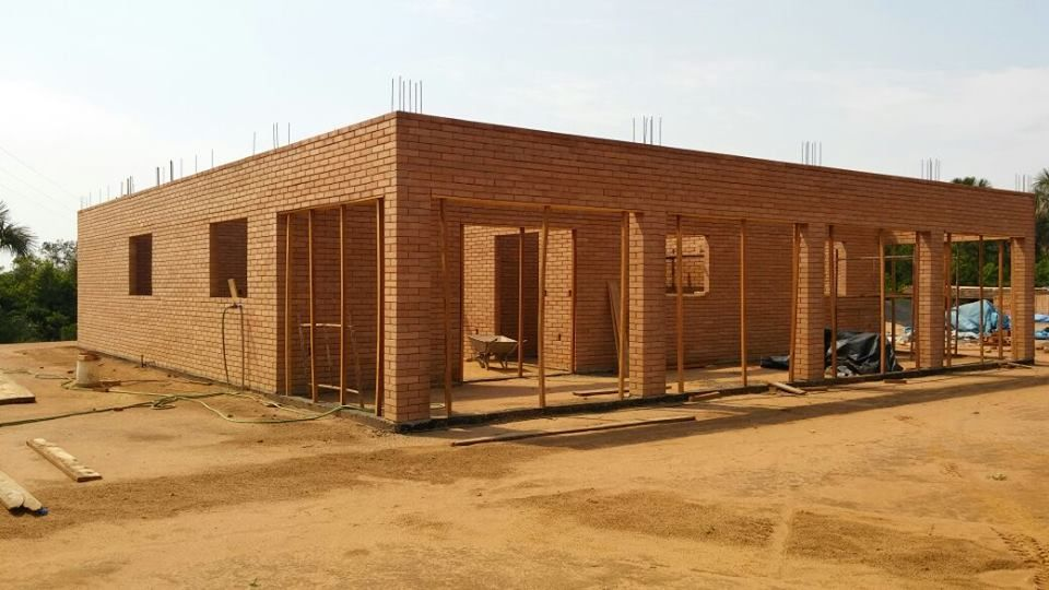 technology ##soil #interlocking #brick #house #construction how to