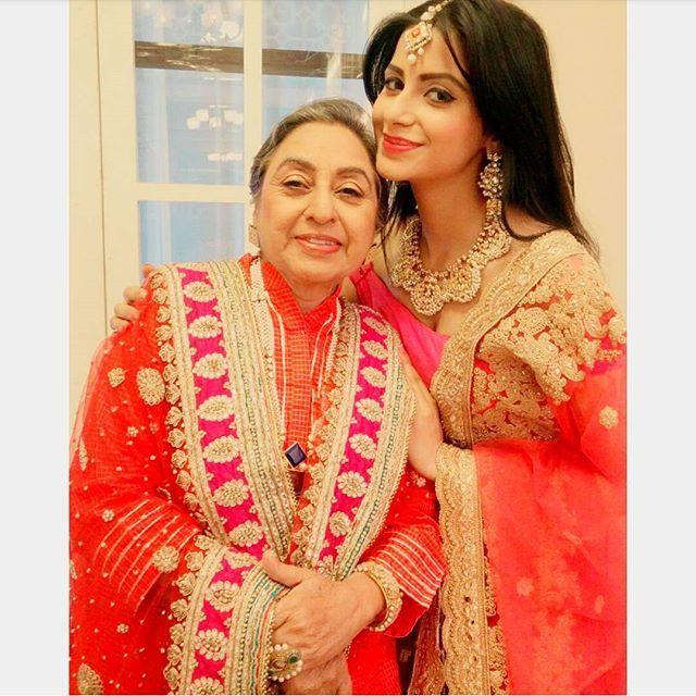 Pyari dadi #ishqbaaz #Starplus #tellywood #oberoifamily # ...