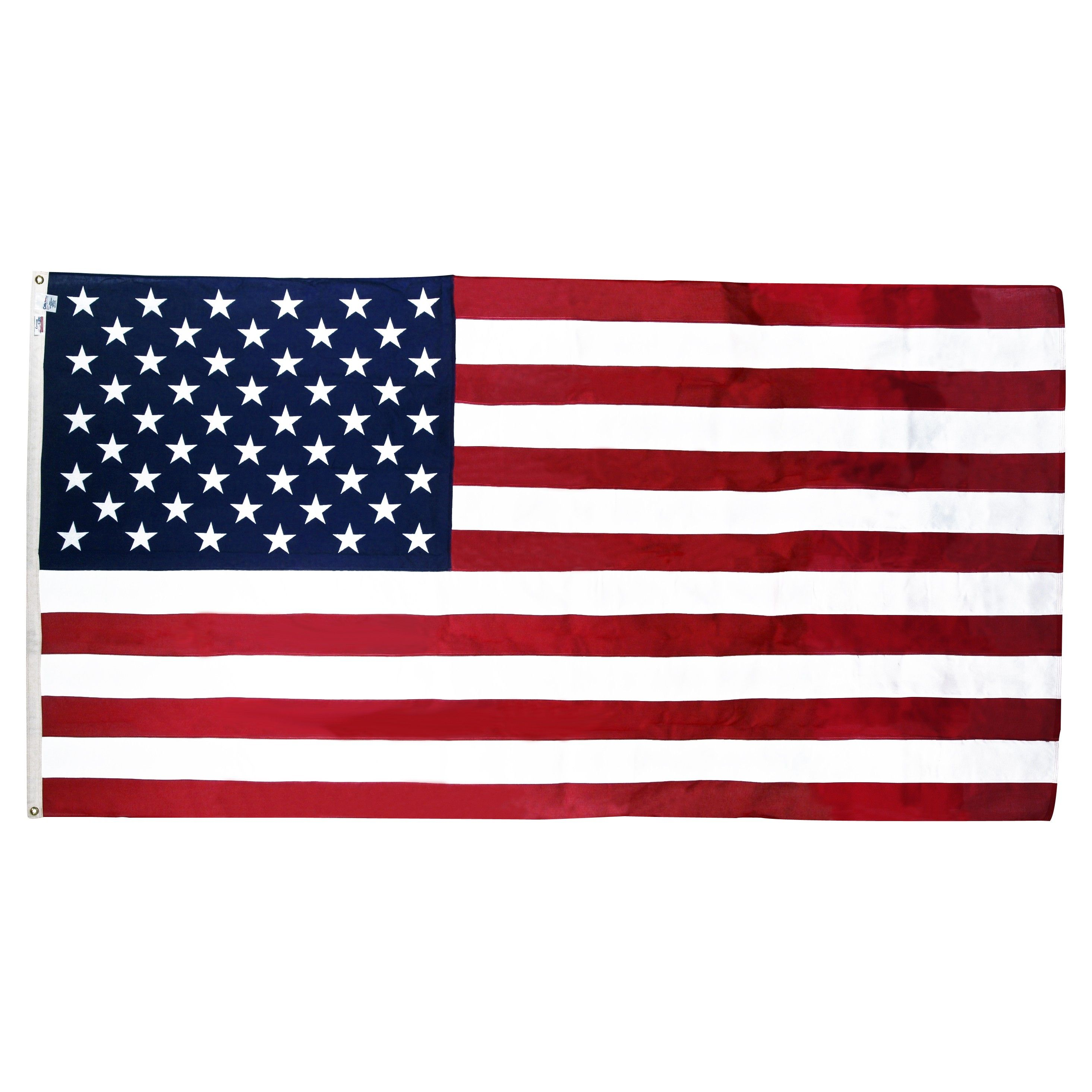 G Spec Small 2ft 4 7 16in X 4ft 6in American Cotton Flag Government Flags In 2020 American Flag Cotton Flag Flag