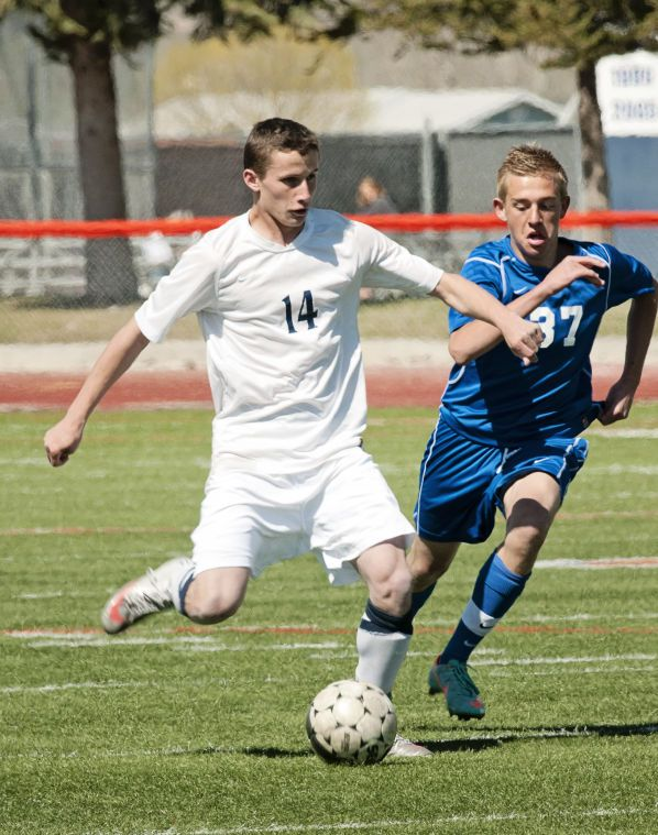 Johnson's goal the difference for Mountain Crest in victory over Sky View