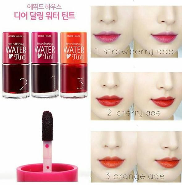 Peralatan Tint Water Baru House Etude Make 10g Jual Dear Darling
