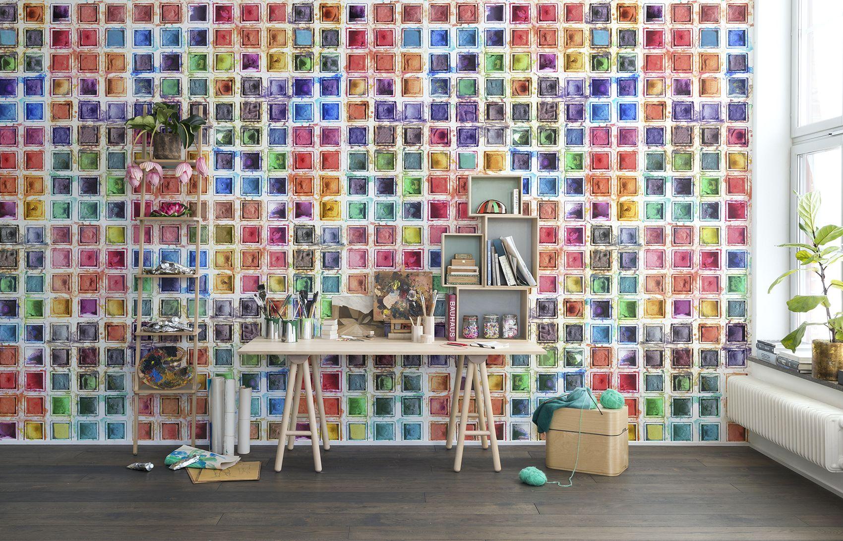 Tapete | Fototapete | Moderne Tapete | Mural Tapete | Wandgestaltung |  Wandverkleidung | Tapete Kinderzimmer