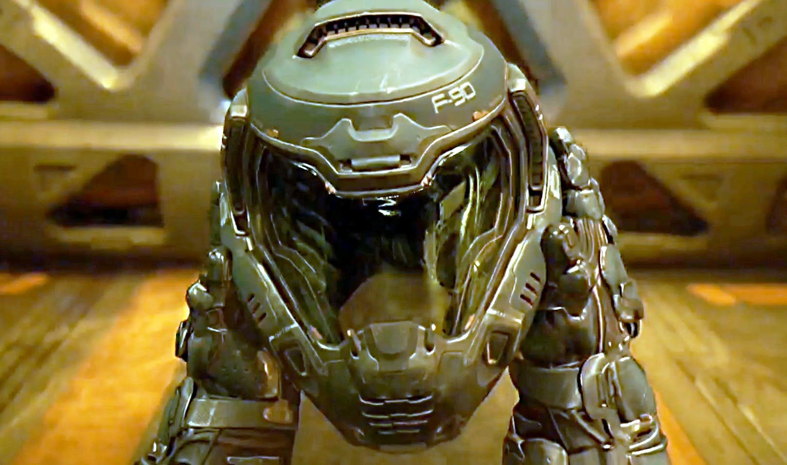 Doom 4 Gameplay Trailer I've never been much of a fan