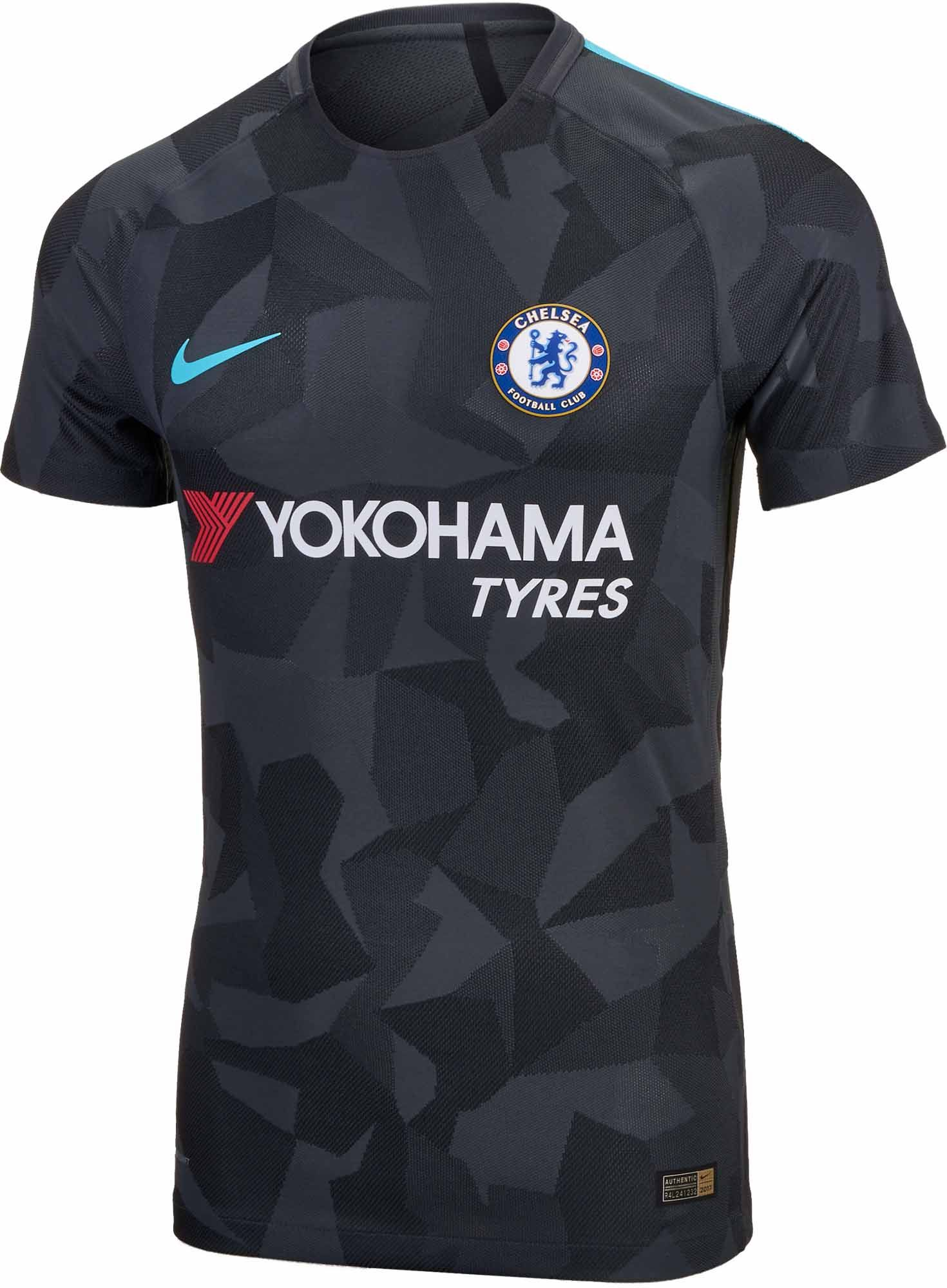 ed227be841 2017 18 Nike Chelsea 3rd Match Jersey. Buy it on clearance from  www.soccerpro.com