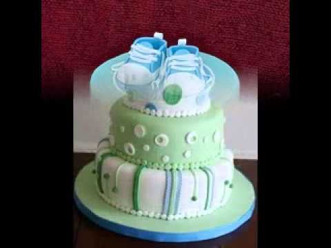 Baby Shower Cakes To Make At Home ~ Easy diy baby shower cake decorating ideas boy baby shower cakes