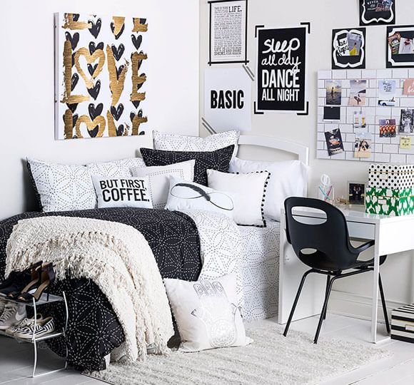 Dorm room ideas dorm decor apartment decor dormify